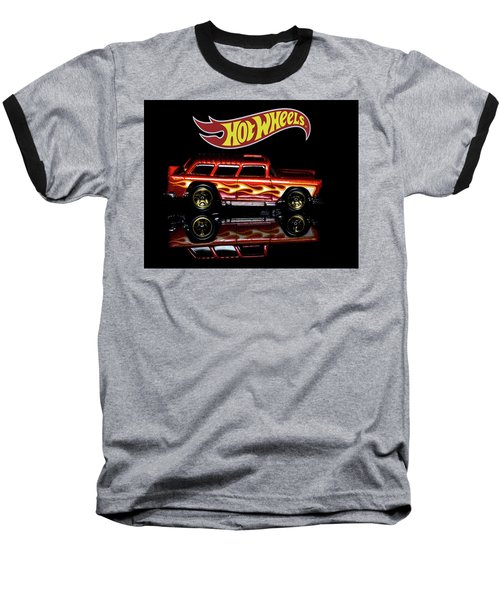 Hot Wheels '55 Chevy Nomad Baseball T-Shirt