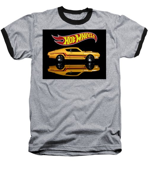 Hot Wheels '69 Mercury Cyclone Baseball T-Shirt