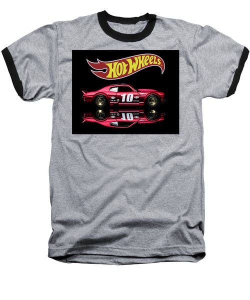 Hot Wheels '70 Chevy Chevelle-1 Baseball T-Shirt
