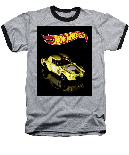 Hot Wheels Datsun Fairlady 2000 Baseball T-Shirt