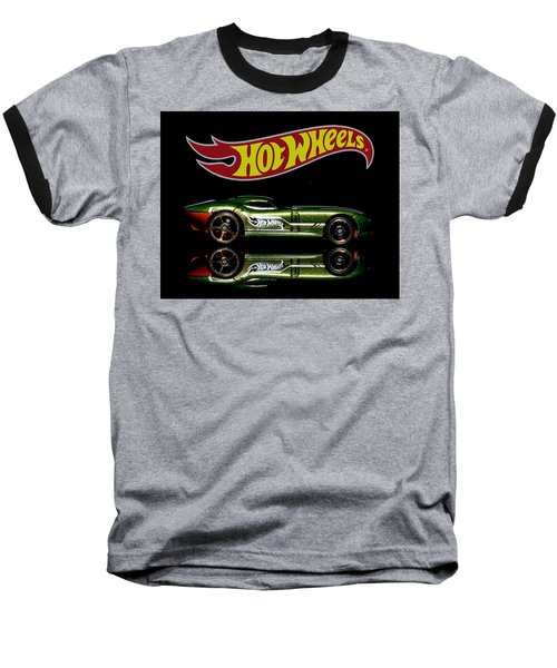 Hot Wheels Fast Felion Baseball T-Shirt