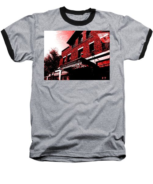 Hotel Congress Baseball T-Shirt