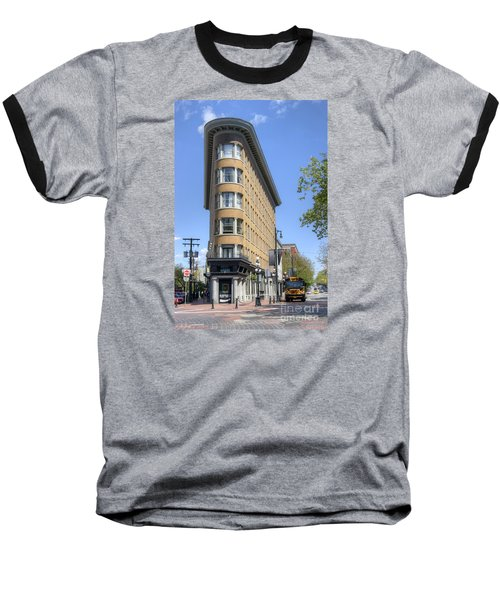 Hotel Europe In Vancouver Baseball T-Shirt