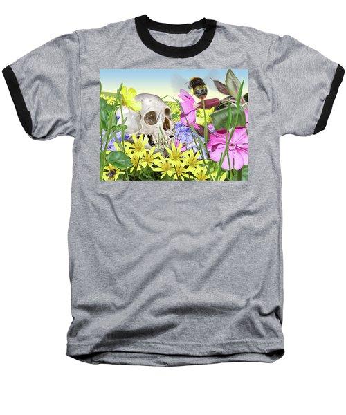 Hotel Ozymandias Baseball T-Shirt