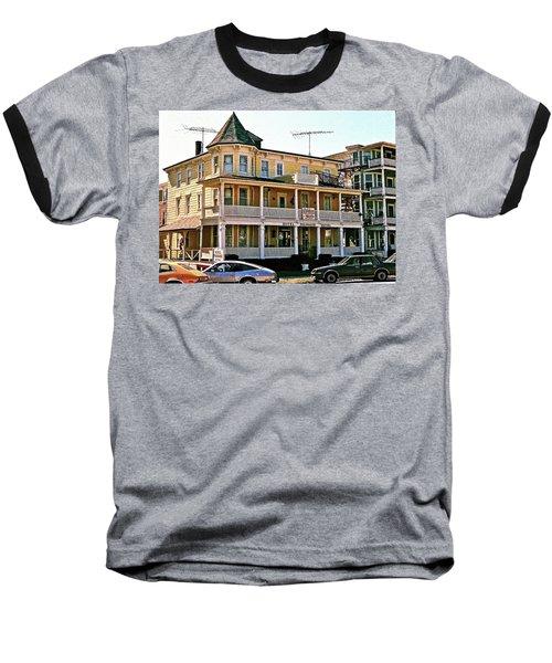Hotel Polonaise Baseball T-Shirt