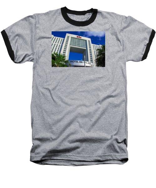 Hotel Riu Palace In Cancun Baseball T-Shirt