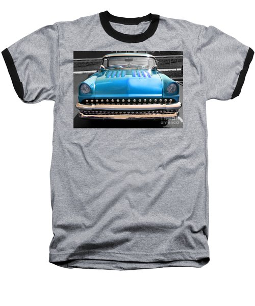 Baseball T-Shirt featuring the photograph Hotrod  by Raymond Earley