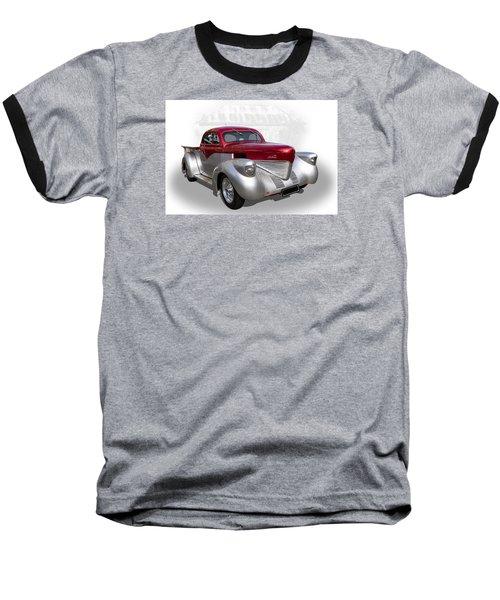 Hotrod Utility Baseball T-Shirt