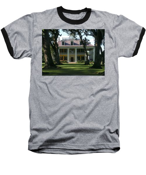 Houmas House Plantation Baseball T-Shirt