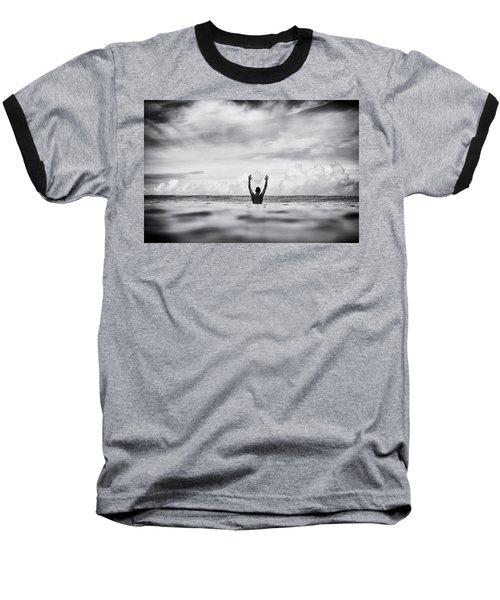 House Arrest Baseball T-Shirt