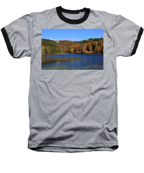 House In The Mountains Baseball T-Shirt