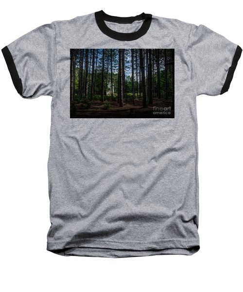 House In The Pines Baseball T-Shirt