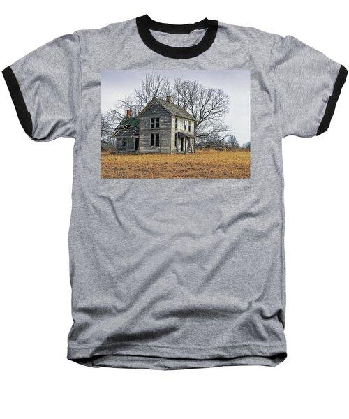 House Of Kansas Past Baseball T-Shirt