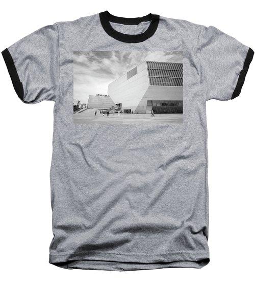 House Of Music Baseball T-Shirt