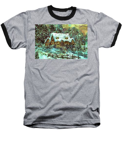 House Of Solace Baseball T-Shirt