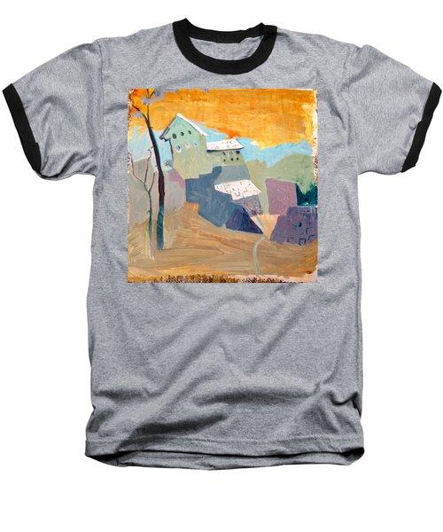 House On A Hill Baseball T-Shirt