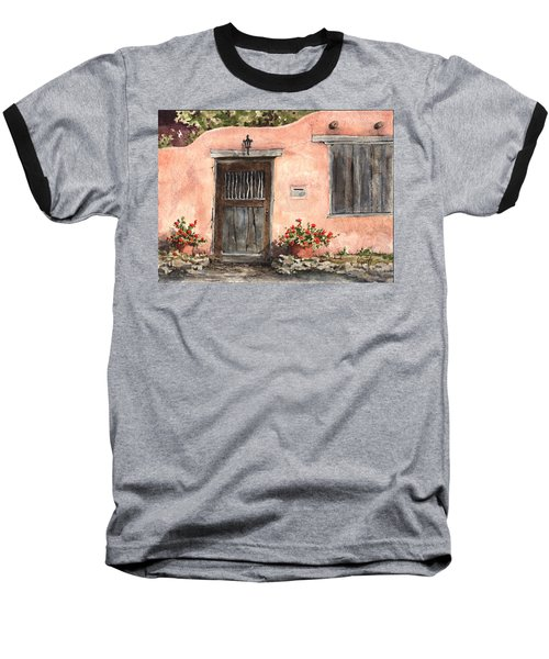 House On Delgado Street Baseball T-Shirt