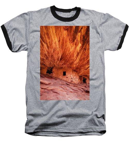 House On Fire Baseball T-Shirt