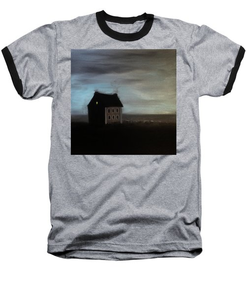 House On The Praerie Baseball T-Shirt