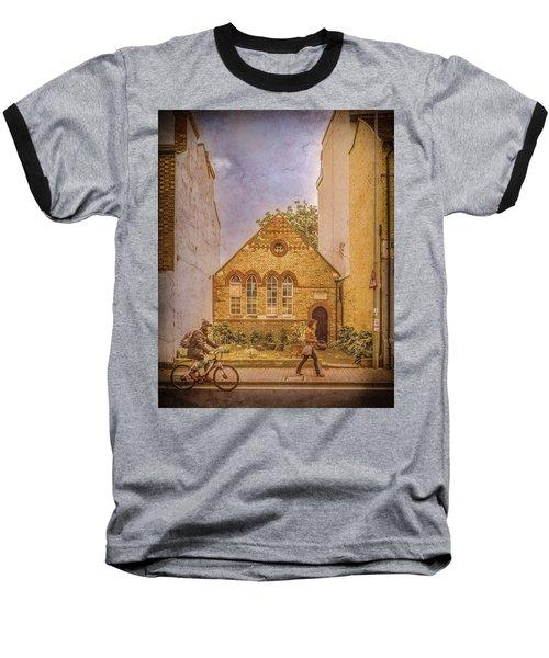 Oxford, England - House On Walton Street Baseball T-Shirt