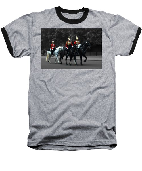Household Cavalry Baseball T-Shirt