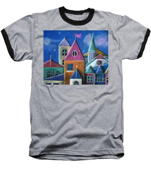 Houses Baseball T-Shirt