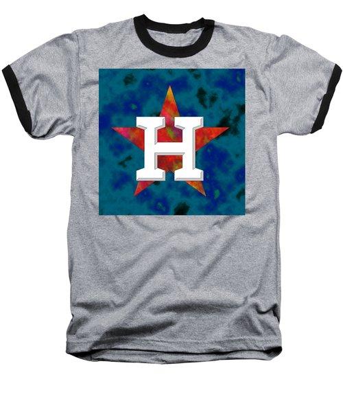 Houston Astros Logo Baseball T-Shirt