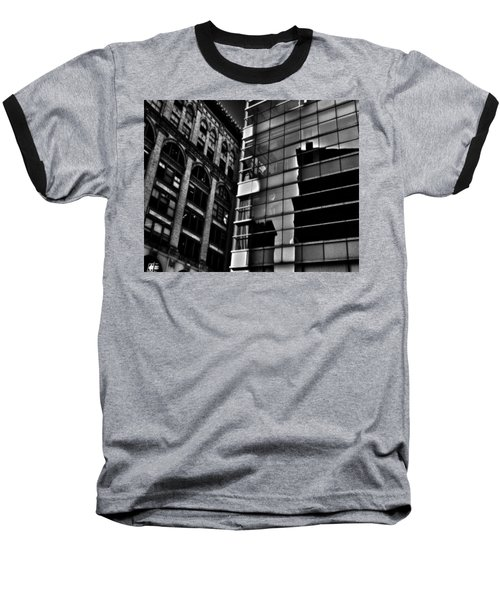 Houston Street Repose Baseball T-Shirt