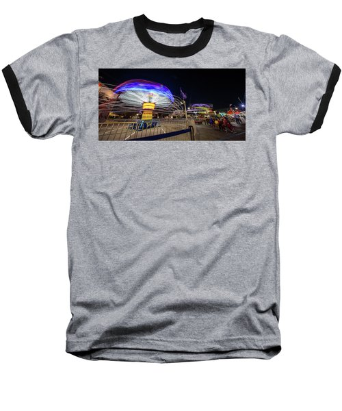 Houston Texas Live Stock Show And Rodeo #10 Baseball T-Shirt