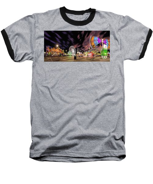 Houston Texas Live Stock Show And Rodeo #4 Baseball T-Shirt