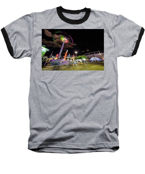 Houston Texas Live Stock Show And Rodeo #7 Baseball T-Shirt