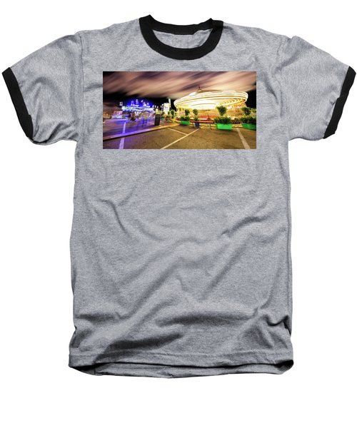 Houston Texas Live Stock Show And Rodeo #8 Baseball T-Shirt