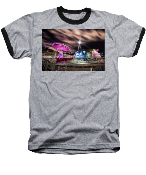 Houston Texas Live Stock Show And Rodeo #9 Baseball T-Shirt