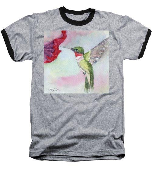 Hovering Ruby Baseball T-Shirt