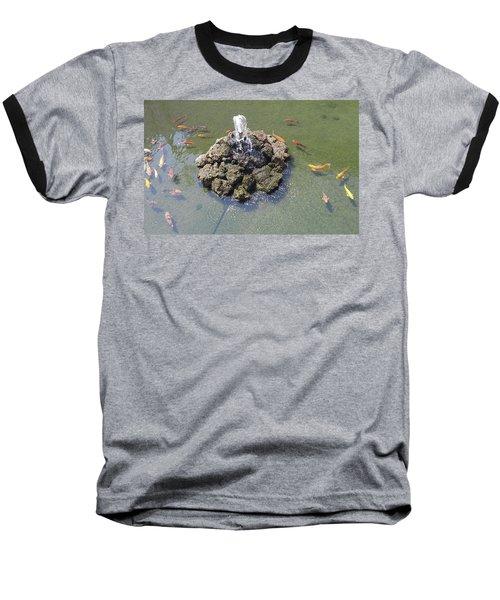 How Koi Baseball T-Shirt