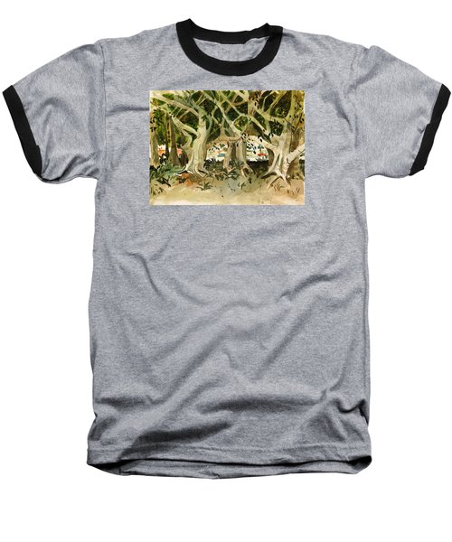 Howley's Banyans Baseball T-Shirt