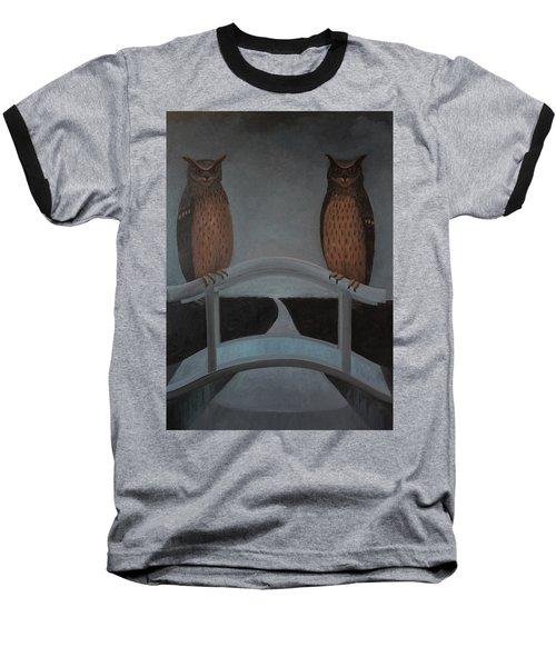 Hu-hu-bro Baseball T-Shirt
