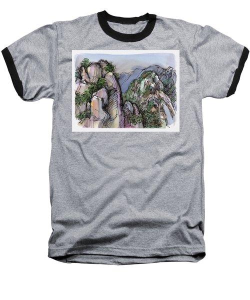 Huangshan, China Baseball T-Shirt