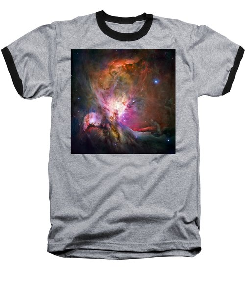 Hubble's Sharpest View Of The Orion Nebula Baseball T-Shirt