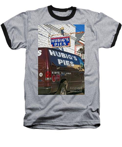 Hubig's Pies 2 New Orleans Baseball T-Shirt