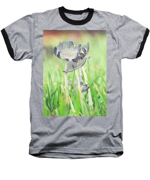 Huddled Baseball T-Shirt