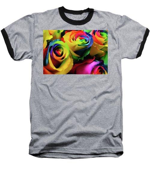 Hue Heaven Baseball T-Shirt