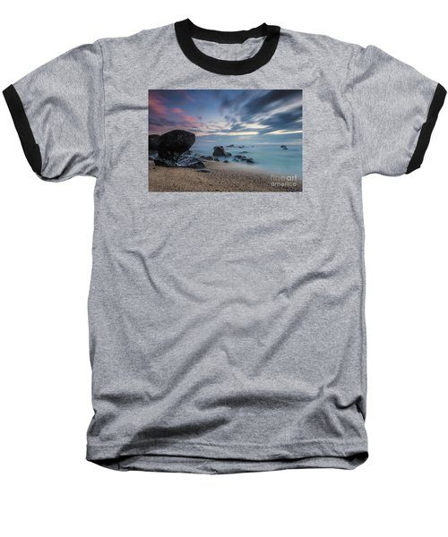 Hues Of Dawn Baseball T-Shirt