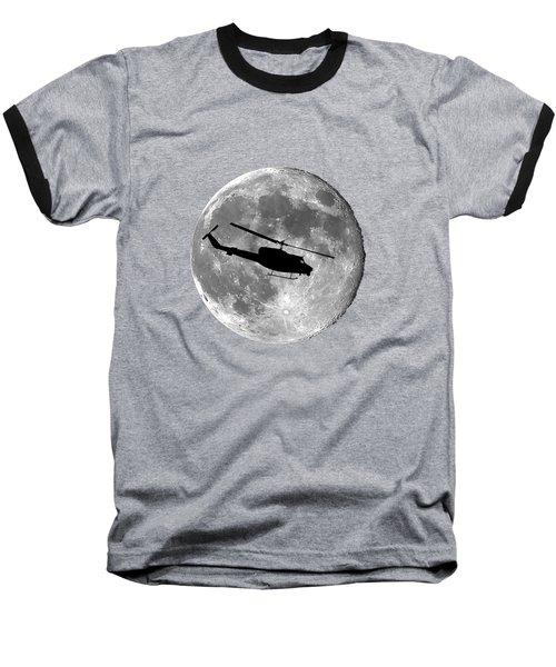 Huey Moon .png Baseball T-Shirt
