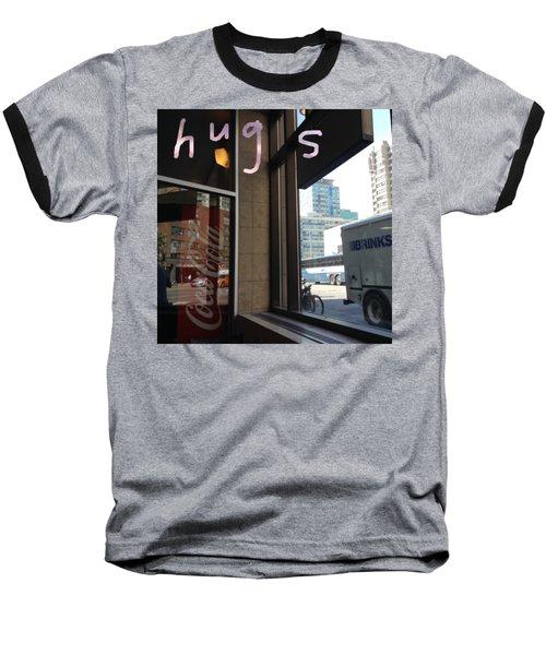 Hugs Baseball T-Shirt