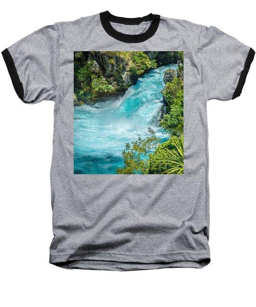 Huka Falls Baseball T-Shirt