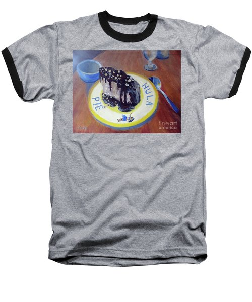 Hula Pie Ice Cream Dessert Baseball T-Shirt