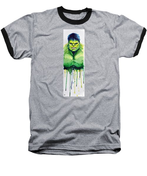 Hulk Baseball T-Shirt
