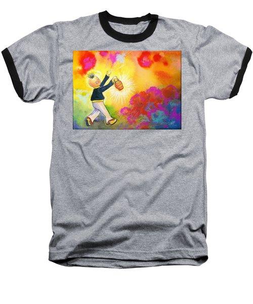 Hum Spreading Chi Baseball T-Shirt