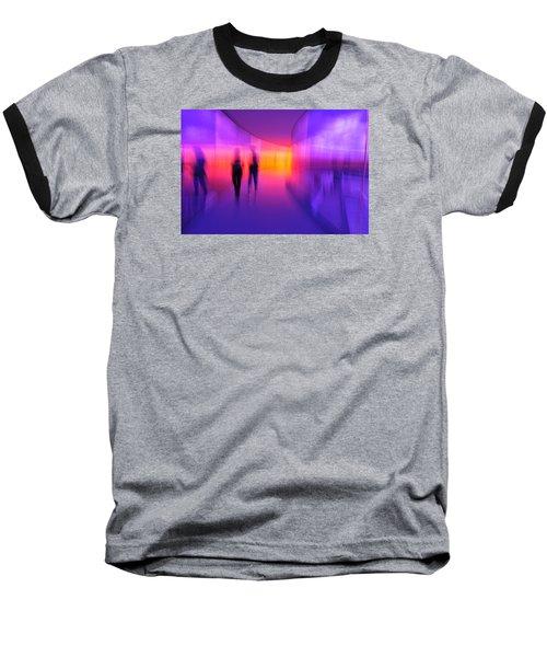 Human Reflections Baseball T-Shirt